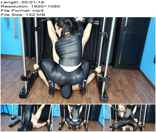 Ezada Sinn  Smothered Under A Round Big SpandexClad MILF Ass  Face Sitting  Smothering preview