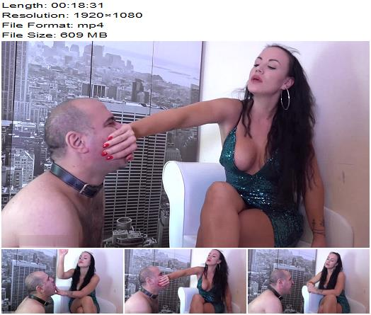 FOXY FOOT BRATS Lady Valentina Hands Of Destiny Trilogy  FULL CLIP preview