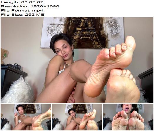 KingLexa  Superior Feet  Blackmail  Findom preview