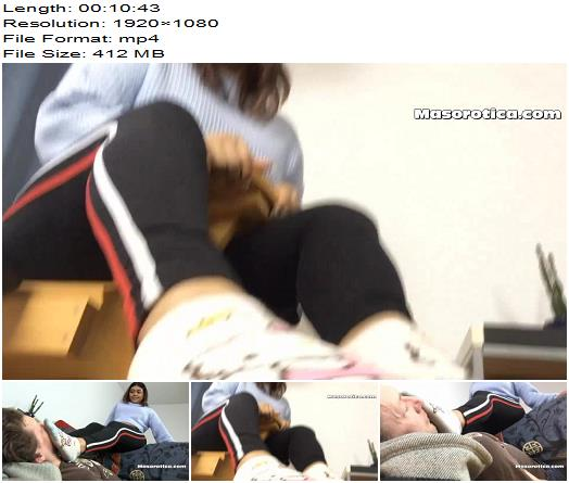 Masorotica Productions Sock Bully preview