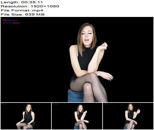 Miss Alika White  30 Minute Subliminal BlackmailFantasy preview