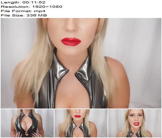 Rea Rays  Shiny Cleavage Mind Fuck  Fetish preview