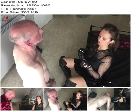 Sexy Lena  My Boots And Money Bitch 1080 HD  Femdom preview