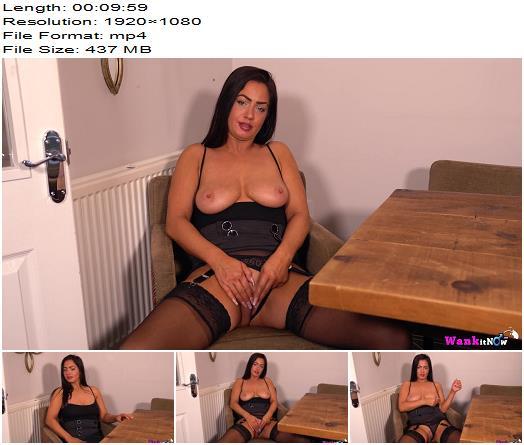 WankItNow  Jess Harrington  Pretty Please  Masturbation Instruction preview
