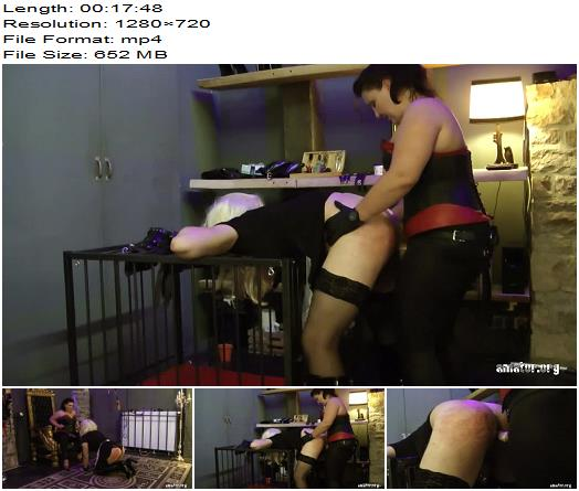 Amator  Sissy Training  Part 4   Lady Shiva preview