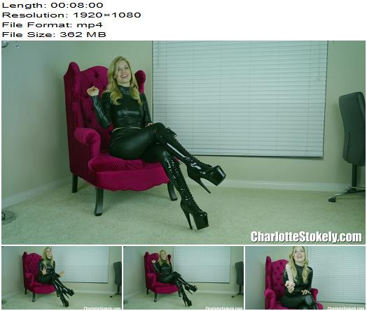 Charlotte Stokely  Sissy Bimbo Training  Slave Training  Forced Fem preview