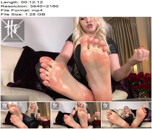 Helena Sin  Ultimate Sole Champion JOI  Foot Fetish preview