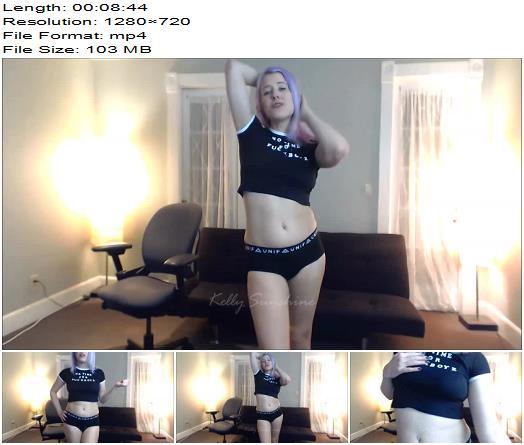 Kelly Sunshine  Average Isnt Good Enough for a Goddess  Masturbation Instruction preview
