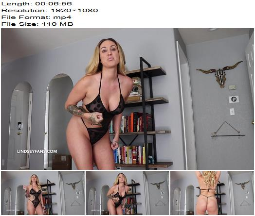 Lindsey Leigh  The Ugliest Dick In The World  Femdom POV preview