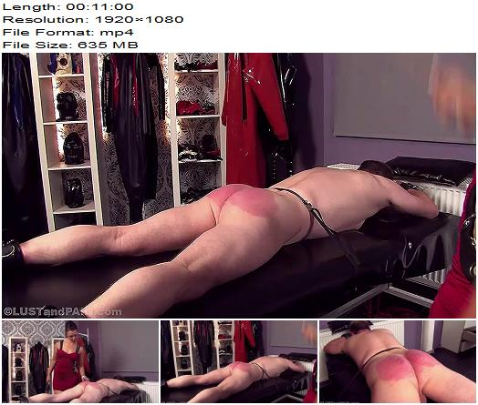 Lust And Pain  Corporal Punishment  Spanking preview