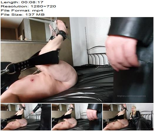 Mistress Patricia  At My Mercy Pt2  Femdom preview