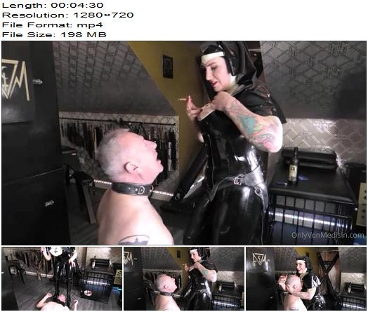 Only Von Medisin  Sunday Worship Just For You Sinners preview