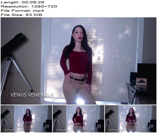 Venus Venerous  Completely Covered Orgasm Denial  Blackmail  Findom preview