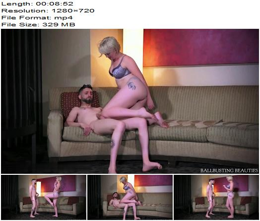 Ballbusting Beauties  Penelope Dreadful  Love and Ballbusting  Ball Abuse preview