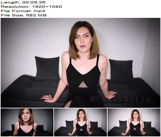Carly Queen  Youre My Bitch  Blackmail  Findom preview