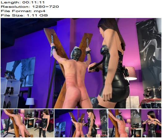 Carolina Abril  Video 44  Whipping and Caning preview