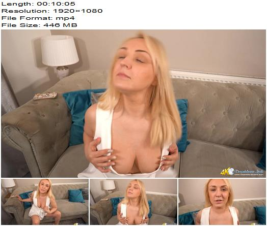 DownBlouse Jerk  Alone With You  Femdom POV preview