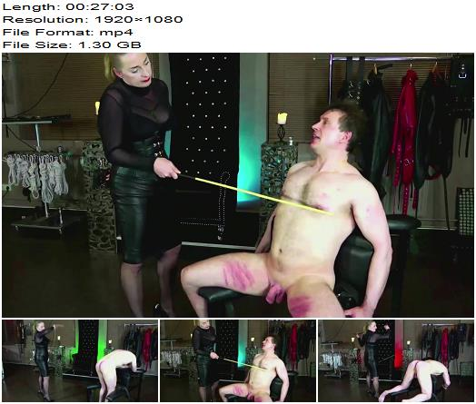 Extreme Caning The 27 Minute Caning  Femdom preview