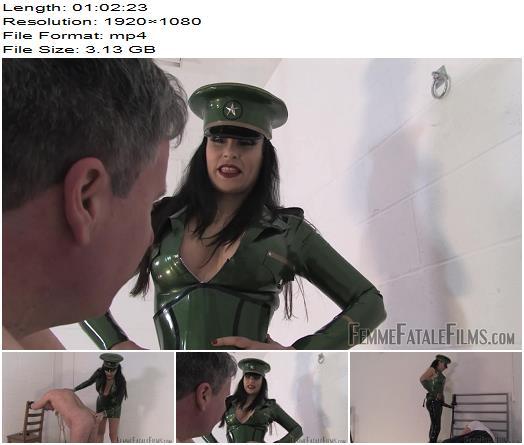 Femme Fatale Films  Miss Velour  Velours Victim  Femdom preview