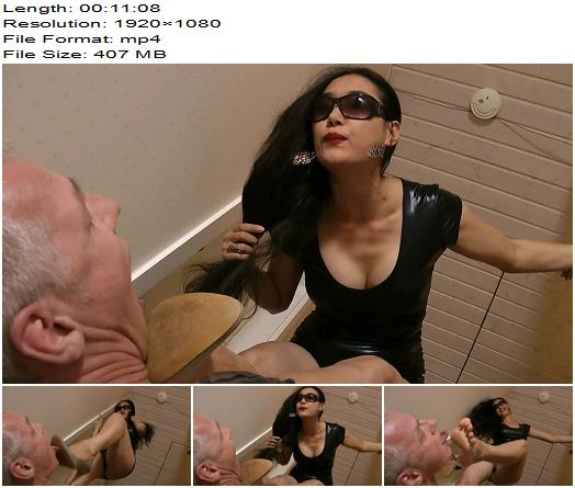 Foot Goddess Leyla  Domination POV  Shoe  Boot Worship preview