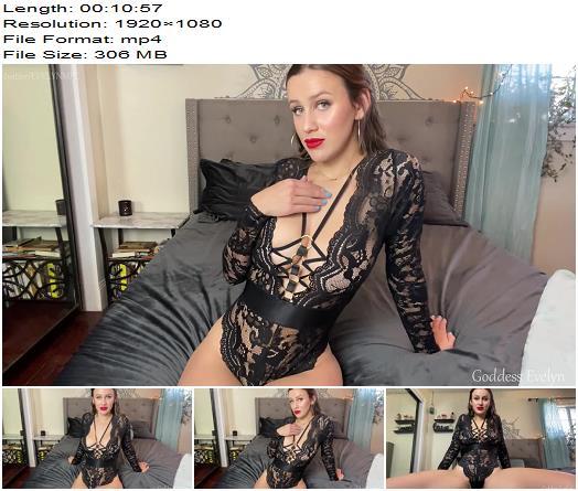 Goddess Evelyn  SIL Bmails You  Findom homewreck  Blackmail  Findom preview