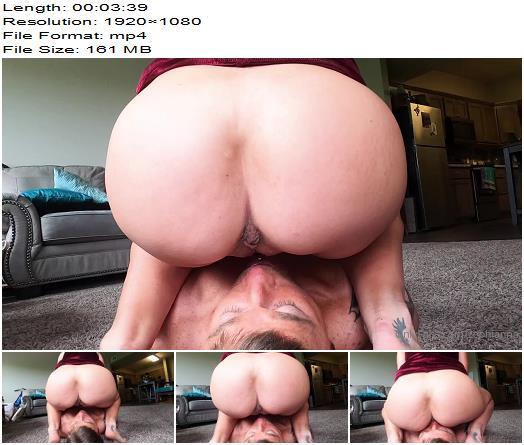 Goddess Zephy  Using Cucky Losers Mouth To Go Pee  Pissing preview