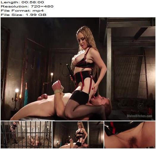 KINK  Mistress Aiden in on top  Femdom preview