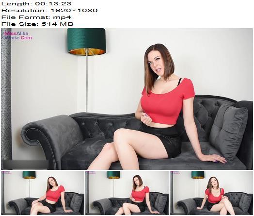 Miss Alika White  A Reward for Jerk Junkies  Masturbation Instruction preview