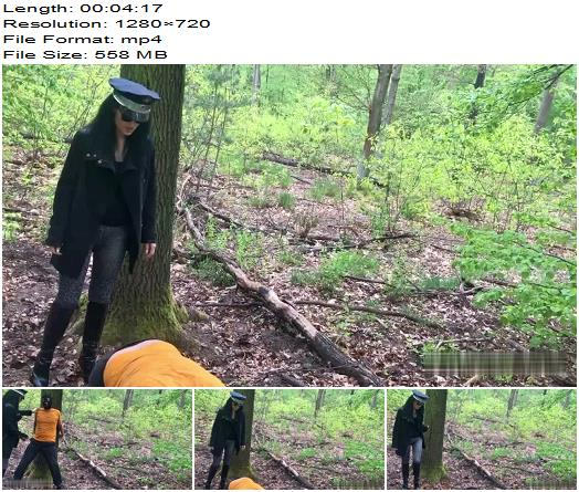 Mistress Blackdiamoond  Ballbusting and Kicking With Boots  Ball Abuse preview