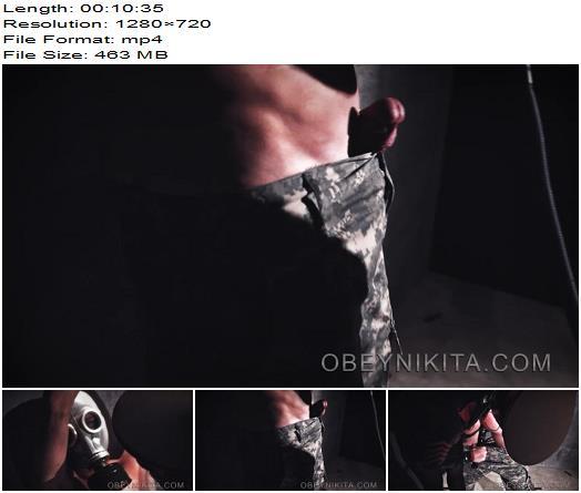 Mistress Nikita FemDom Videos  Soldier Slut  Femdom preview