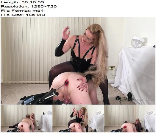 Mistress Sandra  The Slut Trial  StrapOn preview