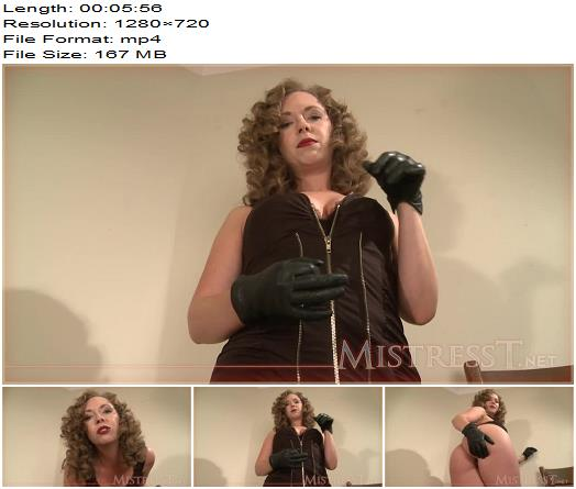 Mistress T  Glove Addict preview