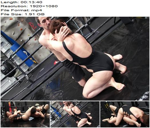 Mixed Wrestling Zone  Battle Ring Bout 9  Orsi B Vs Tommy  Wrestling  Scissor preview
