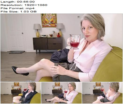 MoRina  Mom Loses Her Inhibitions  Masturbation Instruction preview