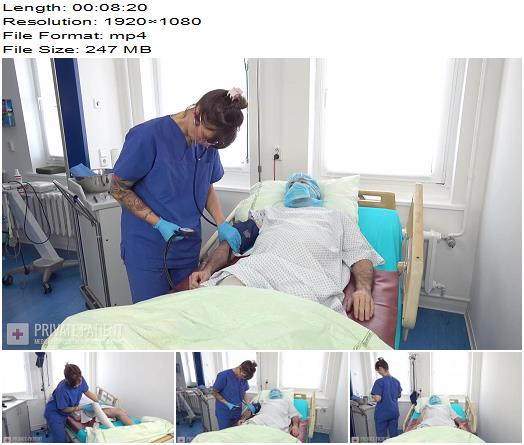 PrivatePatient  Dr Eve  Cystoscopy  Part 1  Medical Femdom preview