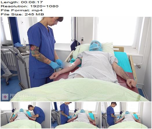 PrivatePatient  DrEve  Cystoscopy  Part 2  Medical Femdom preview
