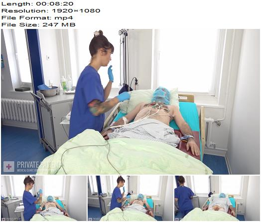 PrivatePatient  DrEve  Cystoscopy  Part 3  Medical Femdom preview