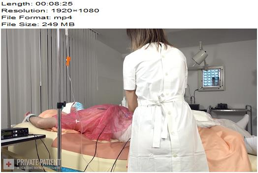 PrivatePatient  Dr Eve  Diaper Time  Part 5  Medical Femdom preview