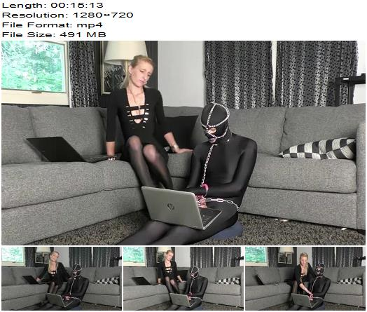 Tease and Thank You  Carlin Says  You Wouldnt  Femdom preview