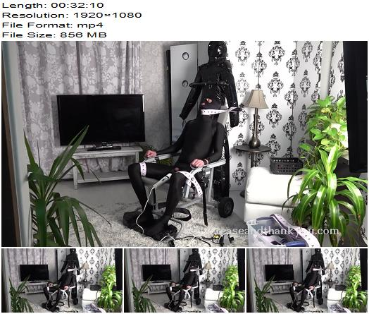 Tease and Thank You  Mistress Velma  Denial Request 2  Denial Request Denied  Femdom preview