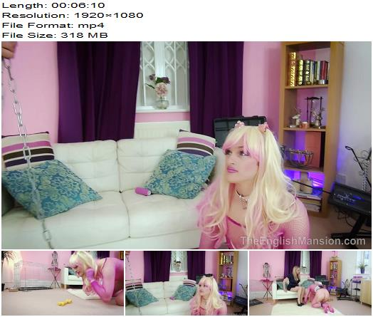The English Mansion  Miss Eve Harper and Miss Jade Jones  Pet Pup  Part 2  Human Animal preview