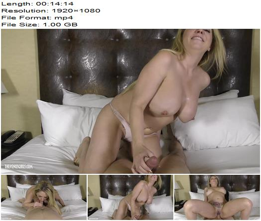 The Venus Girls  StepMommy Drains You Empty Right Before Your Hot Date  Femdom POV preview