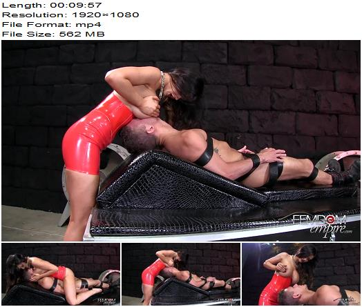 Vicious Femdom Empire  Kendall Karson  Busty Smother  Femdom preview
