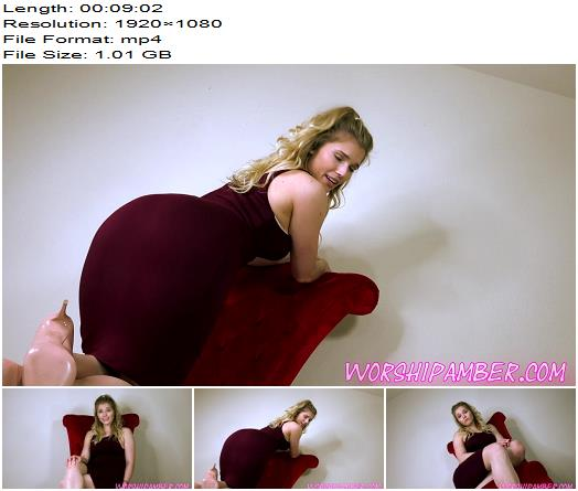 Worship Amber  You Are A Cupcake  Cheating Wife preview