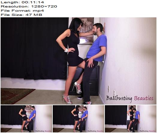Ballbusting Beauties  Arena Rome  StepMom Knows Best  Ball Abuse preview