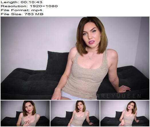 Carly Queen  JOI Junkie  Blackmail  Findom preview