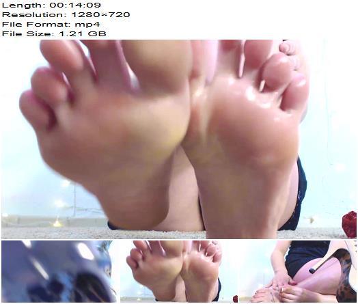 DemonGoddessJ  Foot Worship Domination  Foot Fetish preview