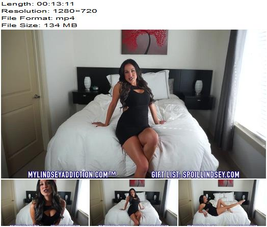 Lindsey Leigh  Gift Buying Spree  Blackmail  Findom preview
