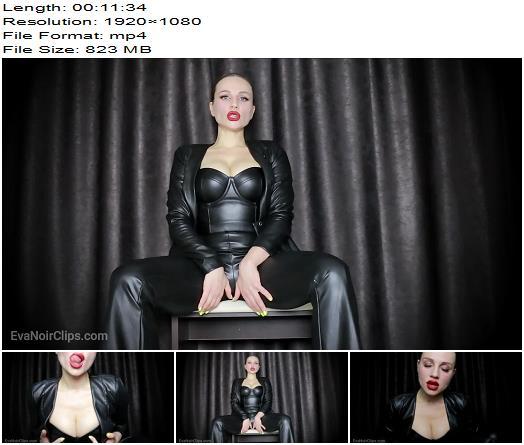 Miss Eva Noir  Leather Goddess CEI  Brainwash preview