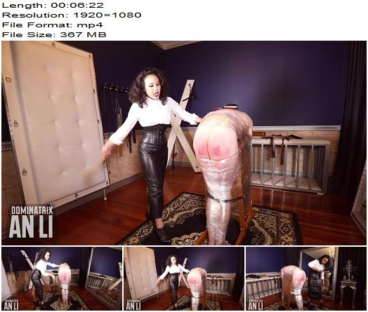 Mistress An Li  Beaten Submission  Part 1  Spanking preview